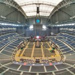 When even the fisheye cant get the whole room in, you just might be in Texas... R42 https://t.co/Zr6RbnvOBQ
