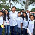Estamos en Alto de Piedra, Santa Fe de Veraguas para seguir nuestra tarea de #ReforestaPanamá. https://t.co/UrnD6TEVp9