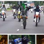 Watch: Brazen bikers deliberately shut down #Birmingham city centre https://t.co/vXcDM5delh #Birmingham https://t.co/CAowqsFeDN