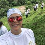 Día nacional de la reforestación #alianzaporelmillon #VoluntariosCWP apoyamos la #ReforestaPanama. Caimito, Penonomé https://t.co/hDFdylIi2F