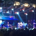 UB40 are on stage!!! @UB40OFFICIAL @SummerSolihull Tudor Grange Park #Solihull https://t.co/TtYRk3zuDl