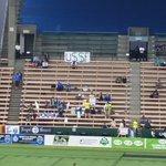 Reign fans put up a U$$F protest sign ahead of @SeattleReignFC v. Portland. #SEAvPOR https://t.co/8fCe2TJIjL