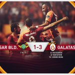 MAÇ SONUCU | Akhisar Bld. 1-3 Galatasaray https://t.co/ofxRzDXf0m