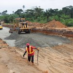 Ongoing Reconstruction/Expansion of Section Two (Sagamu-Ibadan) of Lag-Ibadan Expressway #GovtAtWorkNG https://t.co/9mWDGNj7W1