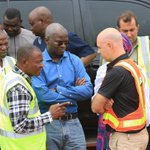 Min of @FMPWHng, @tundefashola Friday Aug 26 inspected ongoing Dualization of Oyo-Ogbomosho Road #GovtAtWorkNG https://t.co/ezL4ugSCZp