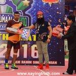 #TRLDay6 @Gurmeetramrahim Guru papa ji good morning ji. Match was superb. https://t.co/HAcg49hzMY