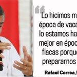 Resumen del #Enlace490 con el presidente @MashiRafael desde Guayas » https://t.co/IWPhF5BPQK https://t.co/sjHsGAp9EK