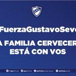 Desde el QAC le mandamos fuerzas a Gustavo Sever DT de Quinta quien se encuentra en una situación delicada de salud. https://t.co/ZaLOOBDbdc