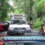 Menor de 12 años muere en accidente automovilístico en la vía hacia Sherman, Colón. https://t.co/U48WefbQob