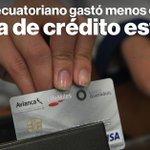 El consumo con tarjeta de crédito bajó, pero la mora creció » https://t.co/kJyirrKiJw #economía https://t.co/gGHVC9RBjA