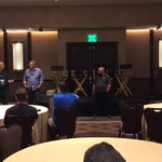 Awesome tech panel at #VMworld #VCDX Town Hall with @ray_ofarrell @appenz @LinusBourque and @TripleVCDX001 https://t.co/4a8565QmSZ