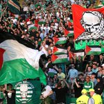Why Celtic fans flew the flag for Palestine | Kevin McKenna https://t.co/7K8p9xa4K6 https://t.co/bPmw2U7dF7