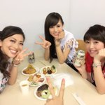 Liaさん!石田燿子さん!そして撮影は高垣彩陽さん!打ち上げでは女子会しておりました…これがまた楽しかったのです♡ #anisama #TRUEさん https://t.co/FAkUd0oU4f