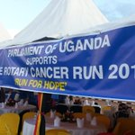 Parliament offered Shs 20m towards the fight against cancer @RotaryCancerRun @ubctvuganda @Jadwong #RotaryCR16 https://t.co/aNWFFBLKI9