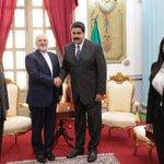 #Irán y #Venezuela potencian alianzas estratégicas en Caracas | https://t.co/VImz7q2lB4 https://t.co/XTUK9cHQh3