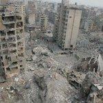 Keadaan di Syria hari ini... Dahulunya sejahtera, kini umpama neraka https://t.co/AM3tIapopi