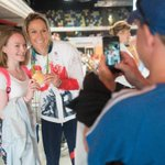Selfies and celebrations with Team GB https://t.co/B8oVR0ivHB https://t.co/5l147uraA4
