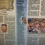 Golongan muda diperguna parti pembangkang untuk rosak imej kerajaan @Huan2U https://t.co/tYFHQ2rj3I