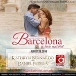 """@StarCinema: Catch #ElyAndMiaASAPGoNaGo today! #BarcelonaNationwideTourKickoff #BarcelonaALoveUntold #ASAPGoNaGo https://t.co/J8tFJb310n"""