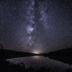 calm and clear - MacAdams Lake tonight #CapeBreton https://t.co/tujuQFlzxI