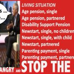 19+mins with PM & @barriecassidy couldnt ask about his CUTS to #newstart, pensions & ALL welfare!! #auspol #Insiders https://t.co/2zkSiYvtsc
