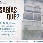 Cambios para día a día ir creciendo con excelencia brindando al #Ecuador un servicio de Calidad https://t.co/fcKISuadrj