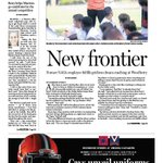 My sports front for Sundays @DailyProgress. @UVa_Football @WoodberryForest @WAHS_Crozet https://t.co/VdsSF39Gfw