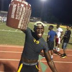 The Lil Brown Jug is staying in Hattiesburg for at least another year. Fabian Franklin, a man of many raw emotions. https://t.co/1ExZHQSjf8