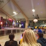 Come join the party at the Pavilion! # ASU #ASUAwesome #RAMbunctiousWeekend https://t.co/o1DVlG8bXR