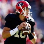 According to https://t.co/95jWsI6ROt, Kirby Smart has told #UGA QB Jacob Eason that he will start this Saturday. https://t.co/pbTZ53cJ4P