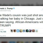 Trump links death of NBA stars cousin with votes for himself https://t.co/fGarnMOrmc #vegas https://t.co/ONCh8PcwYm