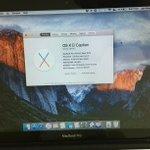 "Prodávám MacBook Pro 13"" (i5 / 8 GB/ 250 GB SSD + 750 GB HDD). https://t.co/dD82zOI2ys (via @Macforumcz, RT potěší) https://t.co/H7w8LqSYTJ"