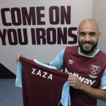 I am delighted to confirm that Zaza has signed a one year loan contract with a option to buy. Good luck Simone. dg https://t.co/MPDJ0eE8RF