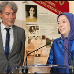 #Iran #News #paris: Maryam #Rajavi attends exhibition of victims of the 1988 Iranian prison… https://t.co/T1WiOH9989 https://t.co/Z2McztXBKf