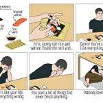 How to make sushi... https://t.co/2HtkjDPJvI