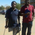 Thrilled that @ZLHRLawyers Lizwe Jamela secured release of Khukhanya kweNkosi Mkhandla in Gwanda today @zenzele https://t.co/DwZjPwe1ph