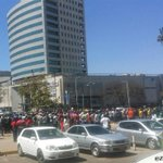 Happening now: Zanu pf Youth & Womens League gathering in #Harare No police in sight #Doublestandards https://t.co/CRQSzunvgO