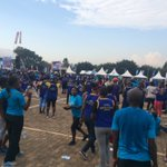 Happening now at Kololo ceremonial grounds, Rotary Cancer Run 2016 @nbstv #RotaryCR16 #NBSCSR https://t.co/xz9p8fLTyS