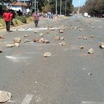 ZANU(PF) today will carry out a clean up campaign in the COH . Lets keep Harare clean . https://t.co/SS0Aof6yOm