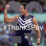 To a great leader, captain and all round class act who had to deal with too many McManuses in his career, #ThanksPav https://t.co/Sgr2UaIi4r