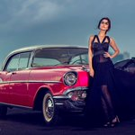 Only She struck like Lightning, amidst all that Storm..  #campaignoutnow #vintagecars #sheerlove https://t.co/BT9kqfy2Ou