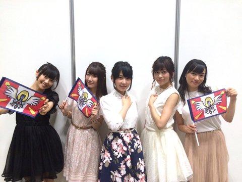 『種田いのり帝国』の臣民のみなさん!「C3TOKYO ワーナー夏の電撃文庫アニメ祭り」ありがとうございました。イベント後