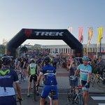 Een prachtige fietsdag in Groningen. Veel suces iedereen!! @MollemaTocht https://t.co/qw8HlxVpxD