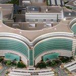 #الكويت / مستشفى جابر الأحمد جاهز للتسليم ويٌعد سابع أكبر مستشفى في العالم ومساحته 240 ألف متر. https://t.co/kmUeGq43kG