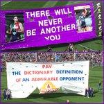 The banners for @mattpav29 at his last home game #thankspav #novanns #perth https://t.co/02gmrD1iPC