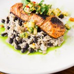 Not your typical salmon. # JerkSalmon #Fresh #ATL https://t.co/asmYazQ4iC