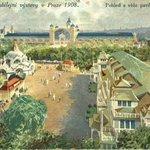 Výstaviště v roce 1908 https://t.co/OJebdSQWyv