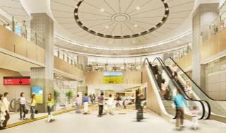 千葉駅ご利用の皆さん、新駅舎の開業日が11月20日に決定されました! 長き工事を経て、いよいよ県の玄関口に相応しい利便性の高い駅に生まれ変わります。エキナカには魚・肉などの生鮮食品も。https://t.co/RwcvZUL9kx https://t.co/yKxycQFVt7