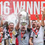 Morning! How are the ⚫⚪ Army feeling this morning? Emotional? Tired? Hungover? All of the above? https://t.co/08WOCk4ouU