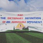 ICYMI - The banner. #thankspav #bemorebulldog https://t.co/JVwSib9v6Z